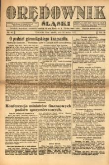 Orędownik Śląski, 1922, R. 3, nr 60