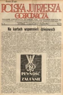 Polska Jutrzejsza Gospodarcza, 1934, R. 3, nr 34