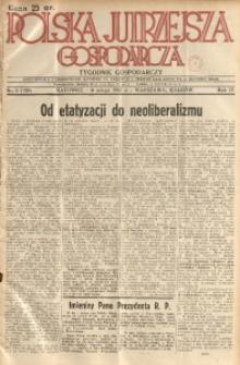 Polska Jutrzejsza Gospodarcza, 1935, R. 4, nr 5