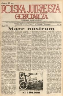 Polska Jutrzejsza Gospodarcza, 1935, R. 4, nr 6