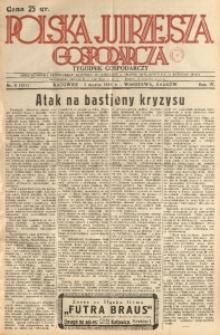 Polska Jutrzejsza Gospodarcza, 1935, R. 4, nr 8
