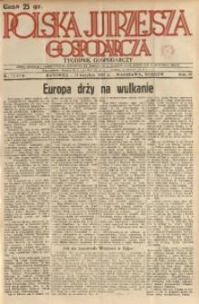 Polska Jutrzejsza Gospodarcza, 1935, R. 4, nr 13
