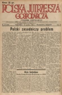 Polska Jutrzejsza Gospodarcza, 1935, R. 4, nr 37