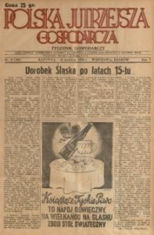 Polska Jutrzejsza Gospodarcza, 1936, R. 5, nr 9