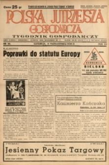 Polska Jutrzejsza Gospodarcza, 1938, R. 7, nr 35