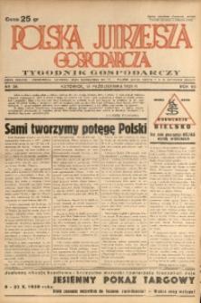 Polska Jutrzejsza Gospodarcza, 1938, R. 7, nr 36