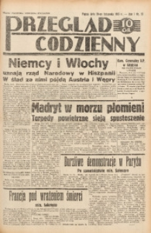 Przegląd Codzienny, 1936, R. 1, nr 51