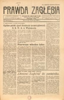 Prawda Zagłębia, 1929, R. 1, No 4