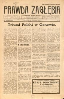 Prawda Zagłębia, 1929, R. 1, No 19