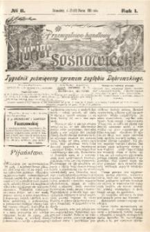 Przemysłowo-Handlowy Kurjer Sosnowiecki, 1901, R. 1, No 11