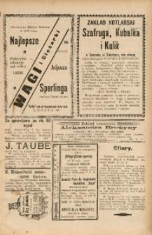 Przemysłowo-Handlowy Kurjer Sosnowiecki, 1902, R. 2, No 51