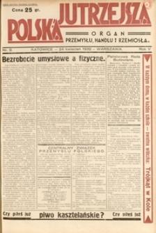 Polska Jutrzejsza, 1932, R. 5, nr 9