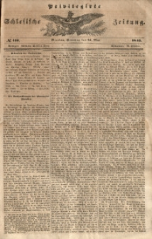Privilegirte Schlesische Zeitung, 1846, No 119
