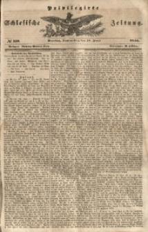 Privilegirte Schlesische Zeitung, 1846, No 139