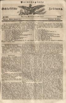 Privilegirte Schlesische Zeitung, 1846, No 144
