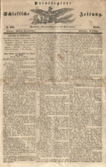Privilegirte Schlesische Zeitung, 1846, No 265