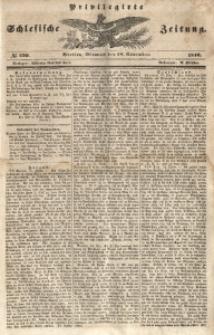 Privilegirte Schlesische Zeitung, 1846, No 270