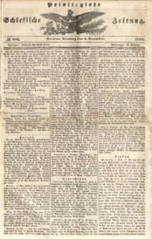 Privilegirte Schlesische Zeitung, 1846, No 286