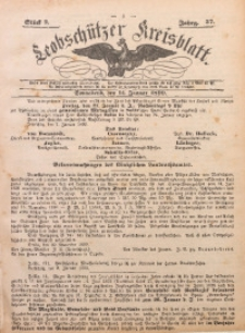 Leobschützer Kreisblatt, 1899, Jg. 57, St. 2