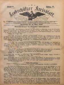 Leobschützer Kreisblatt, 1900, Jg. 59, St. 10