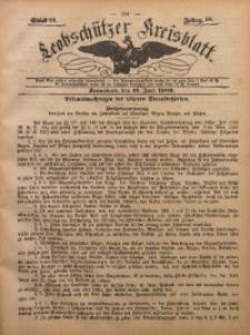 Leobschützer Kreisblatt, 1900, Jg. 59, St. 24
