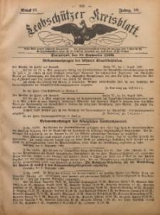 Leobschützer Kreisblatt, 1900, Jg. 59, St. 37