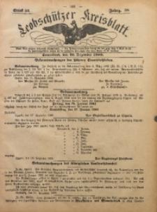 Leobschützer Kreisblatt, 1900, Jg. 59, St. 52