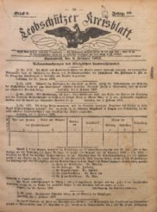 Leobschützer Kreisblatt, 1902, Jg. 60, St. 6