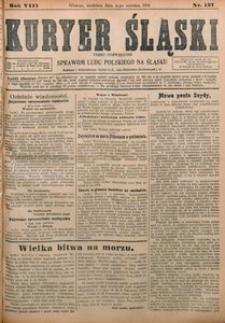 Kuryer Śląski, 1916, R. 8 [właśc. 10], nr 127
