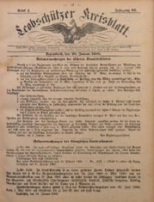 Leobschützer Kreisblatt, 1905, Jg. 63, St. 4