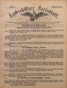 Leobschützer Kreisblatt, 1905, Jg. 63, St. 5