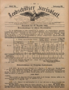 Leobschützer Kreisblatt, 1905, Jg. 63, St. 50