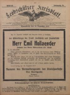 Leobschützer Kreisblatt, 1912, Jg. 70, St. 50