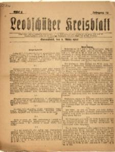 Leobschützer Kreisblatt, 1921, Jg. 79, St. 9