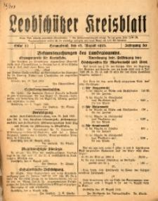 Leobschützer Kreisblatt, 1922, Jg. 80, St. 32