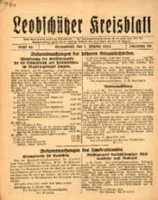 Leobschützer Kreisblatt, 1922, Jg. 80, St. 40