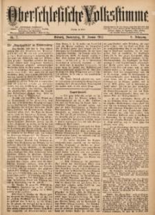 Oberschlesische Volksstimme, 1883, Jg. 9, Nr. 7