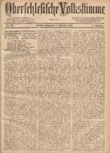 Oberschlesische Volksstimme, 1883, Jg. 9, Nr. 105