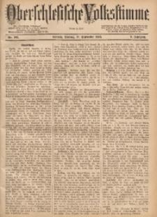 Oberschlesische Volksstimme, 1883, Jg. 9, Nr. 106