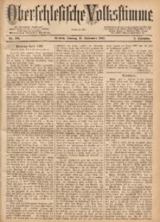 Oberschlesische Volksstimme, 1883, Jg. 9, Nr. 109
