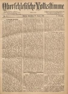 Oberschlesische Volksstimme, 1883, Jg. 9, Nr. 11