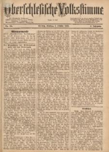 Oberschlesische Volksstimme, 1883, Jg. 9, Nr. 115