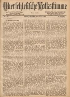Oberschlesische Volksstimme, 1883, Jg. 9, Nr. 120