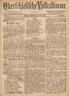 Oberschlesische Volksstimme, 1883, Jg. 9, Nr. 35