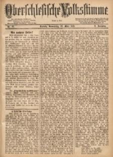 Oberschlesische Volksstimme, 1883, Jg. 9, Nr. 36