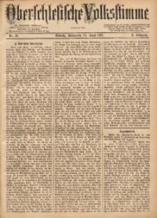 Oberschlesische Volksstimme, 1883, Jg. 9, Nr. 46