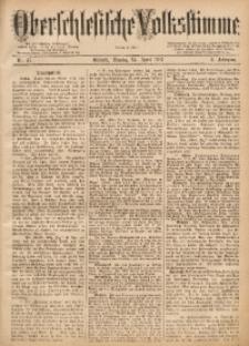 Oberschlesische Volksstimme, 1883, Jg. 9, Nr. 47