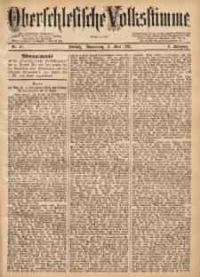 Oberschlesische Volksstimme, 1883, Jg. 9, Nr. 51