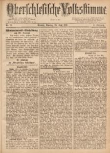 Oberschlesische Volksstimme, 1883, Jg. 9, Nr. 73