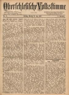 Oberschlesische Volksstimme, 1883, Jg. 9, Nr. 79